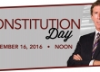 Constitution Day at Adrian College