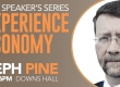 "Adrian College Freligh Lecture Series to feature ""The Experience Economy"" with co-author Joseph Pine"