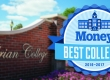 MONEY Magazine Recognizes Adrian College as a 2016-17 Best College