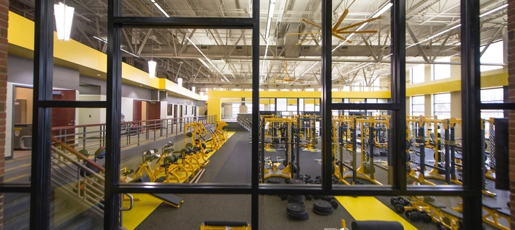 Adrian College Merillat Sport And Fitness Center To Open