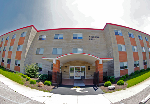 Awesome This Hall Was Recently Renovated Into 4 Person Suites And Single Rooms With  Private Bathrooms. Rooms Are Carpeted And Air Conditioned. Part 17