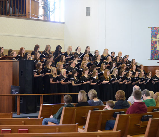 Women's Choir, 2013