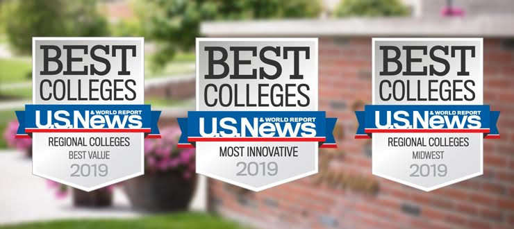 Adrian College | Adrian College in top rankings of US News